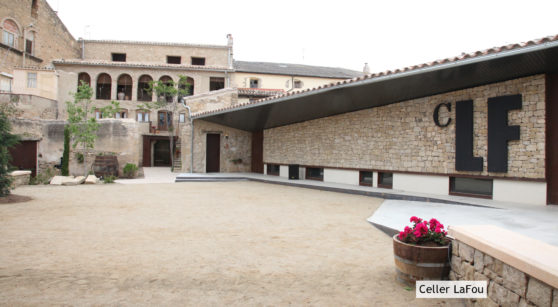 A toast at the LaFou Celler