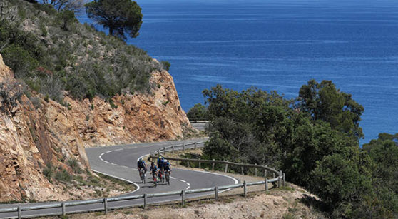 Cycling Lloret de Mar (Costa Brava)