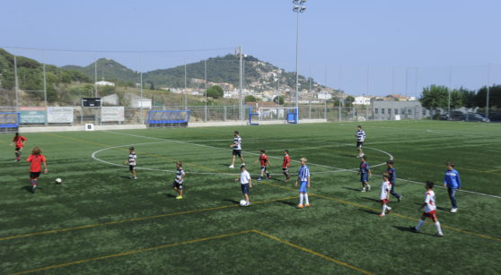 Blanes  - Ca la Guidó Municipal Football Ground (Costa Brava)