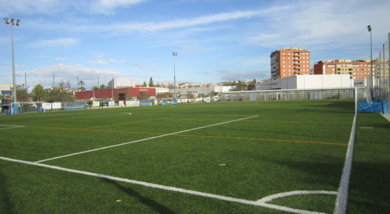 Blanes  -  Can Borell Municipal Ground (Costa Brava)