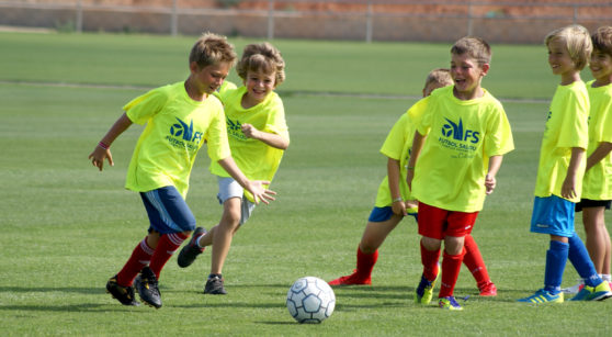 Salou - Salou Football Sports Complex (Costa Daurada)