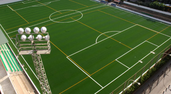 Lloret de Mar  - Municipal Football Ground (Costa Brava)