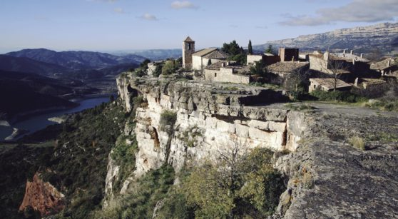 Siurana, the land of oil