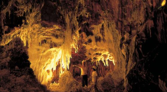 Reliving Cardona's mining past