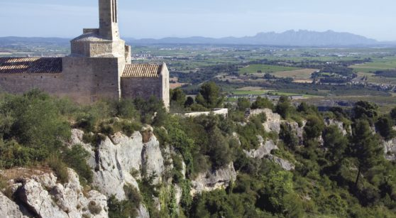 Rambling among the vines: from Vilafranca del Penedès to the Olèrdola monumental complex