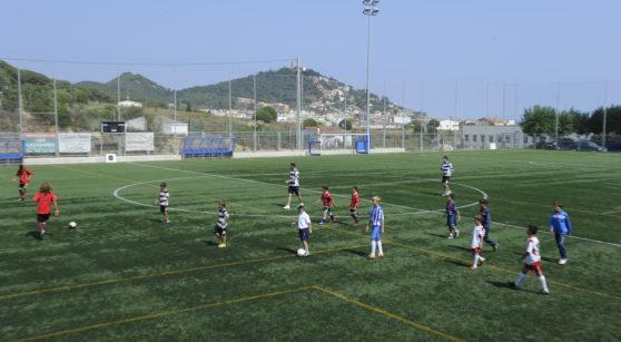 Blanes  - Ca la Guidó Municipal Football Ground (Costa Brava)