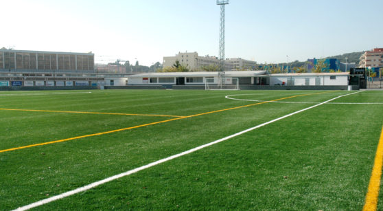 Lloret de Mar - El Molí Football Ground (Costa Brava)