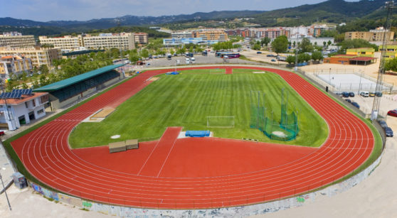 Lloret de Mar - Municipal Athletics Tracks (Costa Brava)