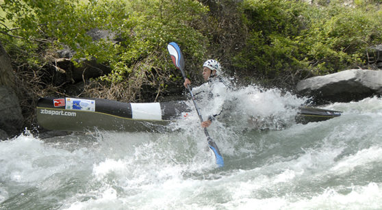 Sort - L'Aigüerola Wild Water Stadium (Pirineus)