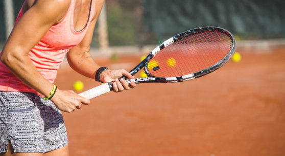 Elite tennis in Catalonia