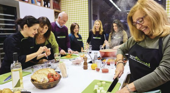 Activities to experience Catalan gastronomy