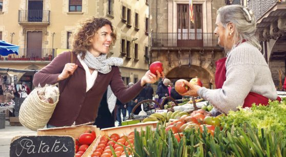 The Markets, the Source of our Gastronomy