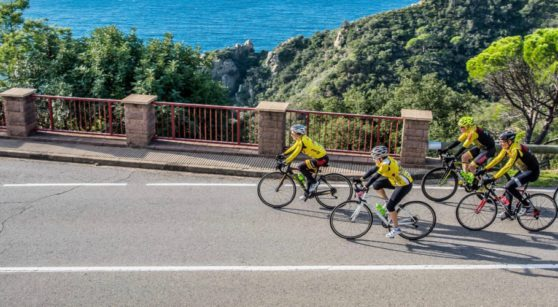 The best routes for experienced cyclists