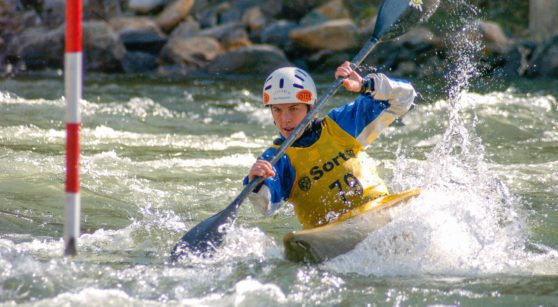 Fresh water descents in Catalonia